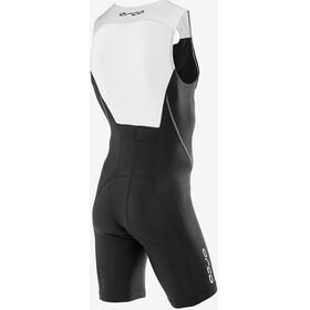 ORCA Core - Ropa de triatlón Hombre - blanco/negro